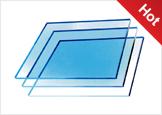 オンラインコーティングLow-Eフロートガラス
